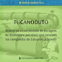Refere-se ao escândalo de lavagem de dinheiro e peculato que ocorreu na campanha de Eduardo Azeredo