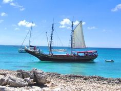 It looks like a pirate ship!