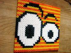 eyes in Perler Beads