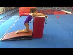 Failing to prepare -- essential conditioning for gymnasts Gymnastics Fails, Gymnastics Tricks, Tumbling Gymnastics, Gymnastics Coaching, Gymnastics Training, Gymnastics Workout, Olympic Gymnastics, Gymnastics Stuff, Back Handspring Drills