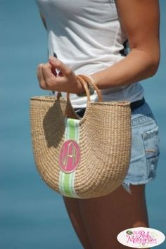 New fun bags for that special Monogrammed Gift this year!!