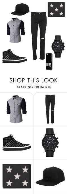 Untitled #9 by jasmine-lai-1 on Polyvore featuring Jimmy Choo, Yves Saint Laurent, Emporio Armani, Givenchy and Billabong