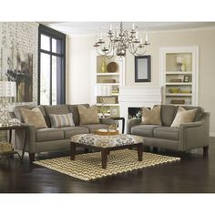 Signature Design by Ashley Verna Living Room Collection