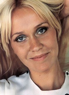 Picture of Agnetha Fältskog from Abba