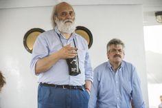 Convegno sull'enogastronomia del Monte Athos - interventi del prof. Miccinilli e del dott. Sarandrea 26 giugno 2016 a Laghidivini