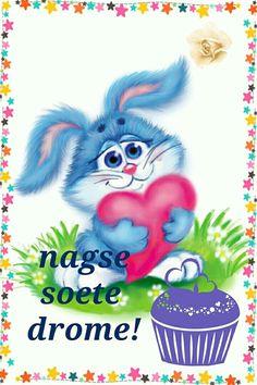 Sweet dreamzzzzz almal!!!