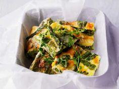 Frittata met groene asperges - Libelle Lekker!