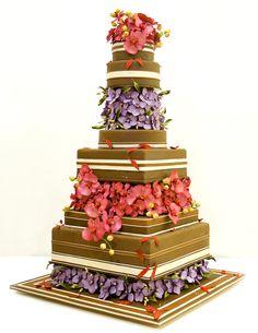 wedding cake Themarriedapp.com