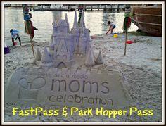 Disney Social Media Moms Celebration: FastPass and Park Hopper Pass