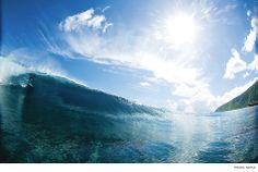 Photo of the Day: Kalani Chapman, Tahiti. Photo: Noyle