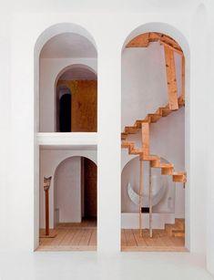 The labyrinth of Xavier Corberó