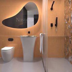 Led Mirror, Bathroom Lighting, Bathtub, Furniture, Home Decor, Bathroom Light Fittings, Standing Bath, Bathroom Vanity Lighting, Bathtubs