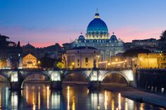Places to go at least once in your life... Rome