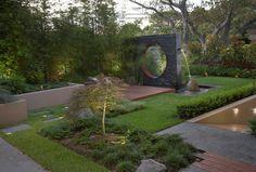 25 best bassin jardin images on Pinterest | Gardens, Modern backyard ...