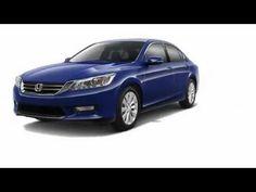 The All-New 2013 Honda Accord Sedan 360 Views & Colors I want love the blue