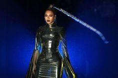 El peinado hipnotizante de Beyoncé
