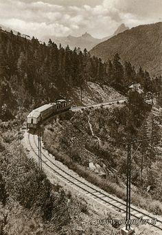 ferrovia dolomiti