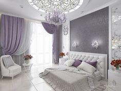 Спальня в частном домовладении. Спальня