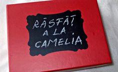 Camelia scrie ...: Rasfat a la Camelia - pentru voi