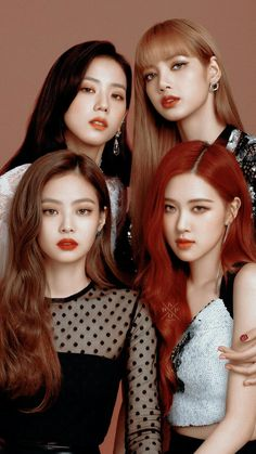 Check out Blackpink @ Iomoio Lisa Blackpink Wallpaper, Black Wallpaper, Blackpink Jisoo, Kpop Girl Groups, Kpop Girls, Lisa Park, Blackpink Poster, Blank Pink, Black Pink Kpop