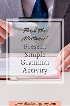 Great TEFL activities to develop your students English language skills with an ESL worksheet that helps them recognize common grammar mistakes. Bilingual Classroom, Ela Classroom, Teaching Strategies, Teaching Tips, Common Grammar Mistakes, Grammar Reference, Tefl Certification, Esl Lesson Plans, Grammar Activities