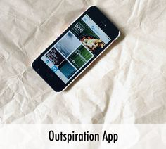 The new Outspiration App for DIY