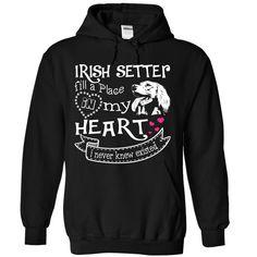 Irish Setter T-Shirts, Hoodies. VIEW DETAIL ==► https://www.sunfrog.com/Pets/Irish-Setter-3034-Black-Hoodie.html?id=41382