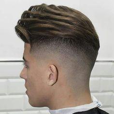 Modern Pompadour, Barbers, Short Haircuts, Rockabilly, Moda, For Men, Guys,  Trends, Hairdos
