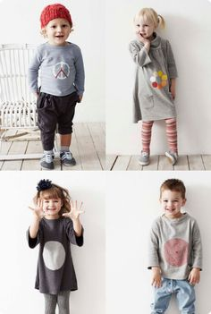 Baobab Autumn/Winter 2012: The Scribble Collection For Babies, Girls & Boys 0-8 Years – Interview With Designer, Belinda Blooman