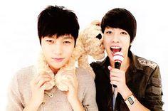 Sweet Myungyeol <3