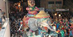 Carnevale Aradeino - 26° Edizione. Location: Centro Storico di Aradeo