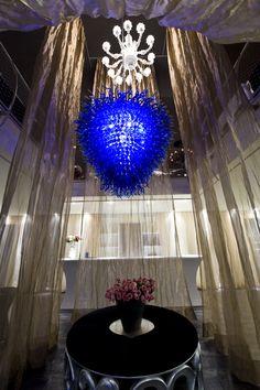 "Design & Wellness at ""Da Vinci Spa"", Hotel Gams Das Hotel, Spa, Chandelier, Ceiling Lights, Lighting, Design, Home Decor, Advent Calenders, Candelabra"