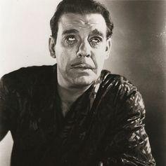 "From the Inner Sanctum series: ""Dead Man's Eyes"" (1944) Lon Chaney Jr."