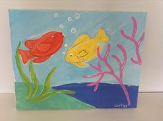 Swimming Fish 5 years and up