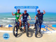 Electric cycling and mountainbike on Crete - Zorbas Island apartments in Kokkini Hani, Crete Greece 2020 Heraklion, Crete Greece, Stairway To Heaven, Stairways, Spring Break, Cycling, Bicycle, Island, Hani