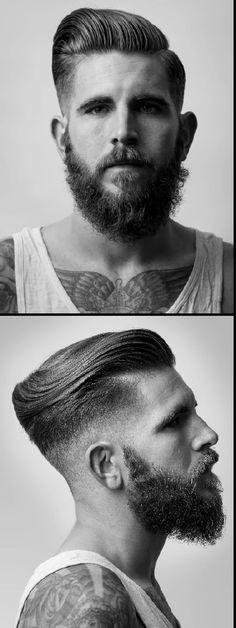Hair/beard combo. In for 2024/15