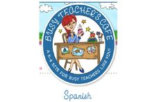 For the classroom teacher - notes home, reading log, classroom jobs, literacy maps, etc. all in Spanish.