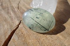 prehnite cabochon-cabochon stone-healing stones-oval shape cabochon-crystal therapy stone-jewelry supplies-art craft supplies-hand polished by ARTEAMANOetsy on Etsy Healing Stones, Crystal Healing, Jewelry Supplies, Craft Supplies, Oval Shape, Stone Jewelry, Loose Gemstones, Fiber, Arts And Crafts