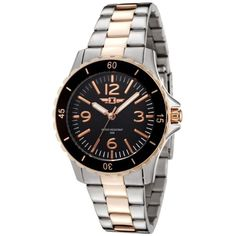 I By Invicta Women`s 89051-005 Rose Gold Ion-Plated and Stainless Steel Watch $59.99