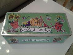 Boîte à jardin