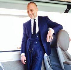 Gianluca Vacchi, un estilo diferente (seguramente excesivo)
