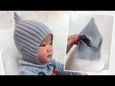 «ЭЛЬФИЙСКИЙ ШЛЕМ»/шапочка спицами/любой пряжей на любой размер и мальчикам и девочкам😄👌 - YouTube Crochet Snowflake Pattern, Crochet Purse Patterns, Crochet Snowflakes, Crochet Purses, Baby Hats Knitting, Knitting For Kids, Knitted Hats, Knitting Videos, Knitting Projects