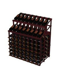 Wine Cellar Innovations 2TMER Double Tier Wall Merchandiser Wine Cellar Innovations, Wine Storage, Wine Rack, Home Kitchens, Wall, Home Decor, Bottle Rack, Decoration Home, Room Decor