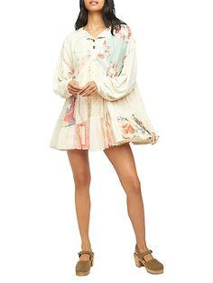 Femme col rond peplum Ruffle Frill Triple Côtelé Femmes Swing Mini Robe
