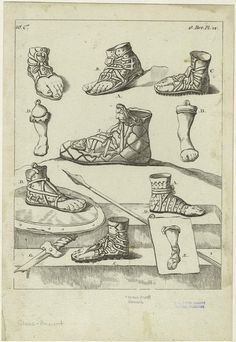 Ancient Greek Footwear