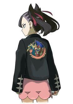 Pokémon Sword and Shield - Marnie New Pokemon Game, All Pokemon, Pokemon Fan Art, Cute Pokemon, Pokemon Waifu, Pokemon Comics, Pokemon Memes, Female Trainers, Everyday Life With Monsters