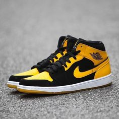 c8b362252af4 Nike Air Jordan 1 Mid (554724-035) New Love New Arrival #solecollector