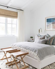 Bedroom inspo via Amber Interiors