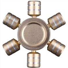 Colorful Alloy Hand Spinner -  EDC Focus ADHD