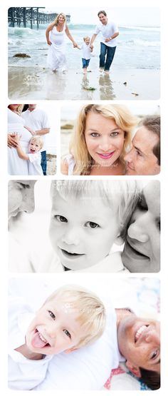 san diego beach family photographer #photography #family #photos #photographybyalison